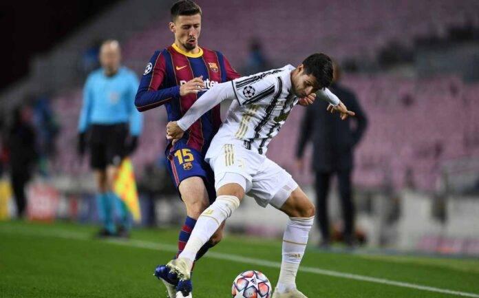 Juventus Morata squalifica