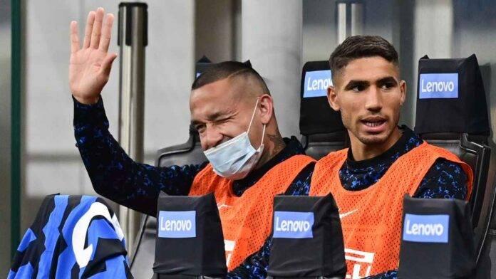 Nainggolan saluta l'Inter e torna in Sardegna