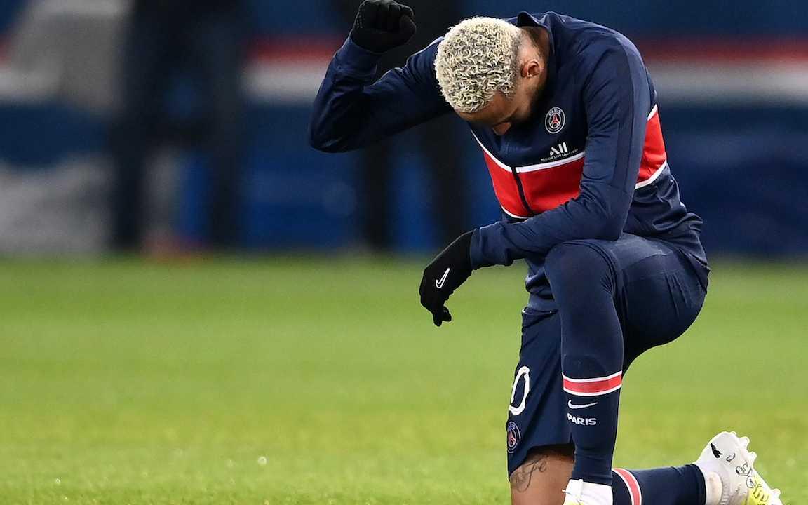 Neymar Psg razzismo