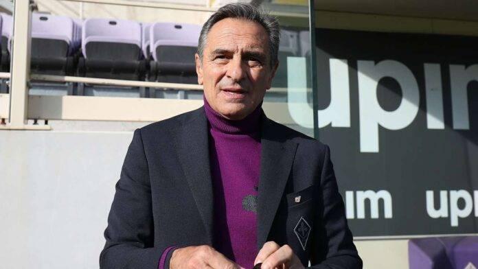 Prandelli Fiorentina Positivo Covid