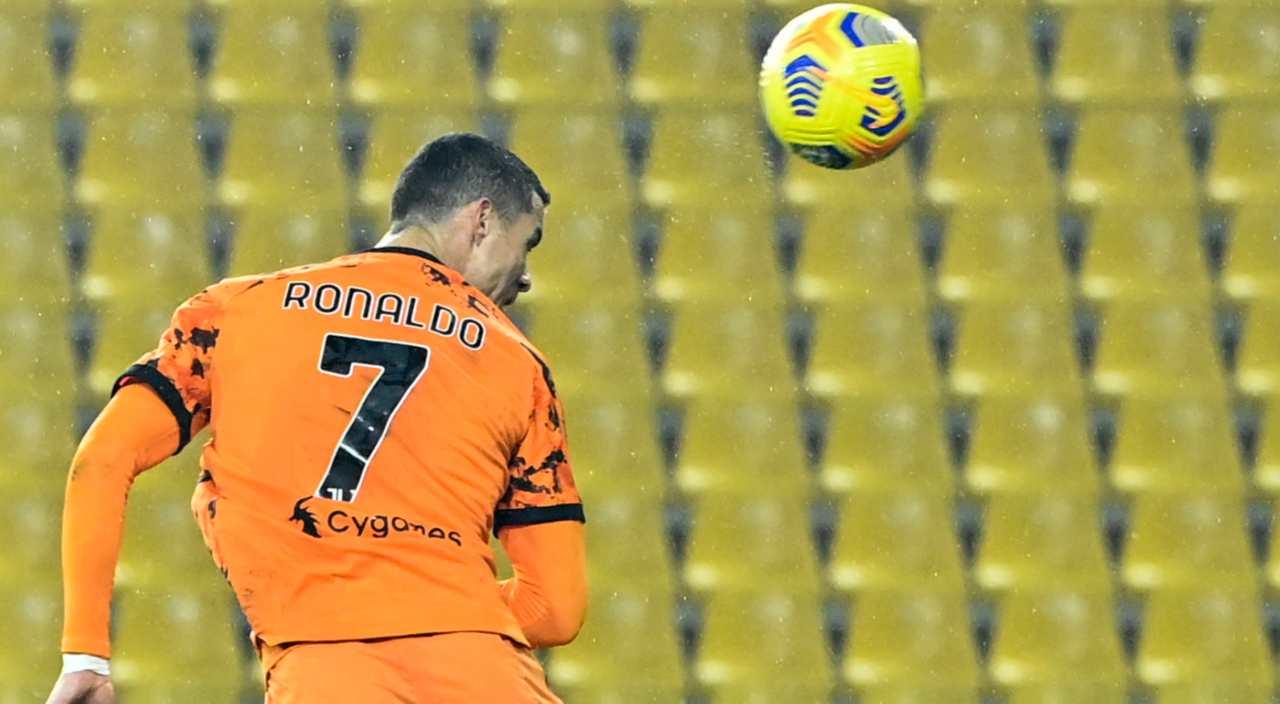 Ronaldo Juventus Parma