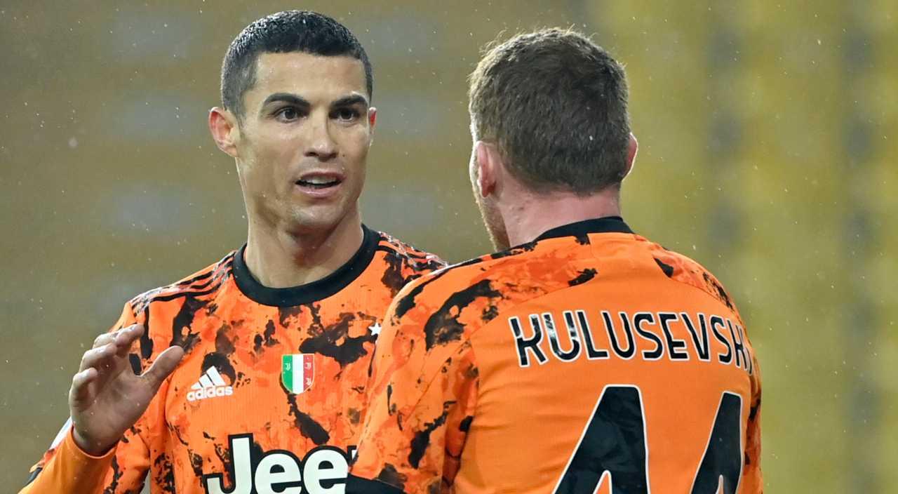 Ronaldo Kulusevski Juventus Parma (1)