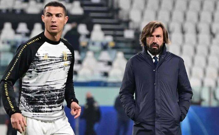 Juventus Parma Ronaldo Pirlo