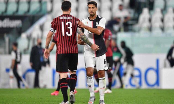Juventus Khedira Premier