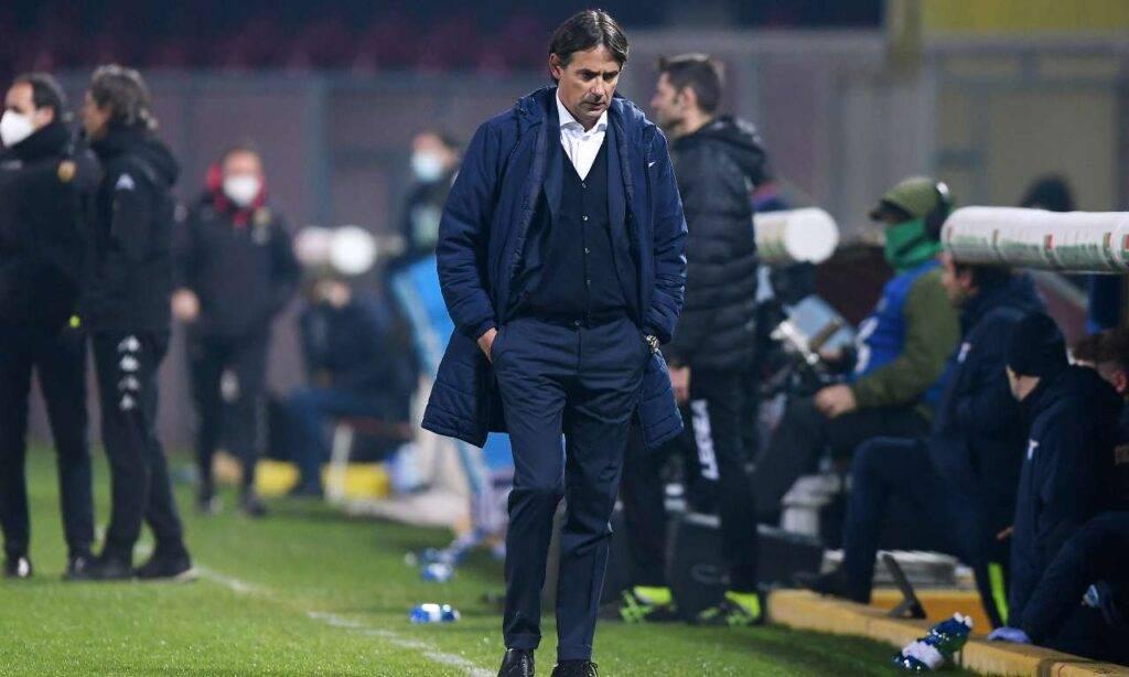 Calciomercato Lazio Fiorentina Caicedo Inzaghi