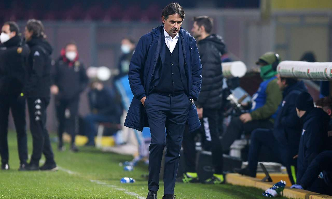 Lazio Lotito Inzaghi