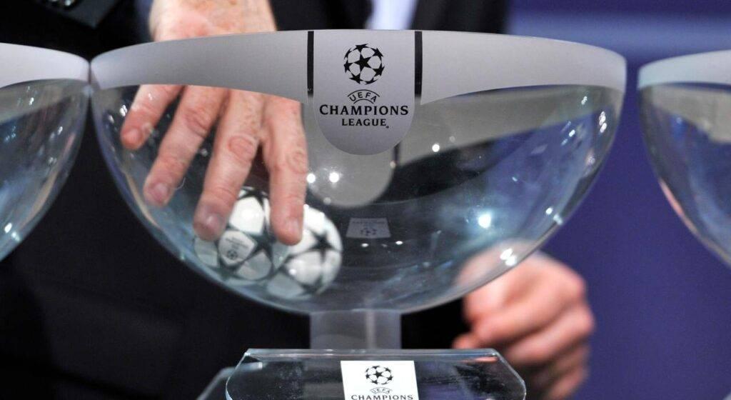 Sorteggio Champions, anche la Juventus rischia