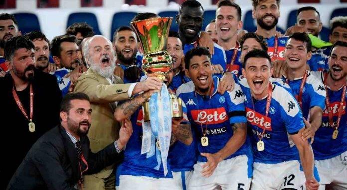 Vittoria Coppa Italia di Gattuso