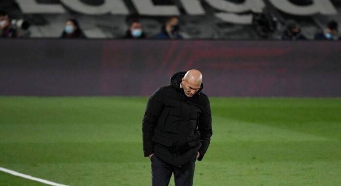Zidane, futuro lontano da Madrid
