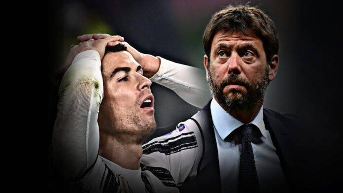 Agnelli Ronaldo Juventus