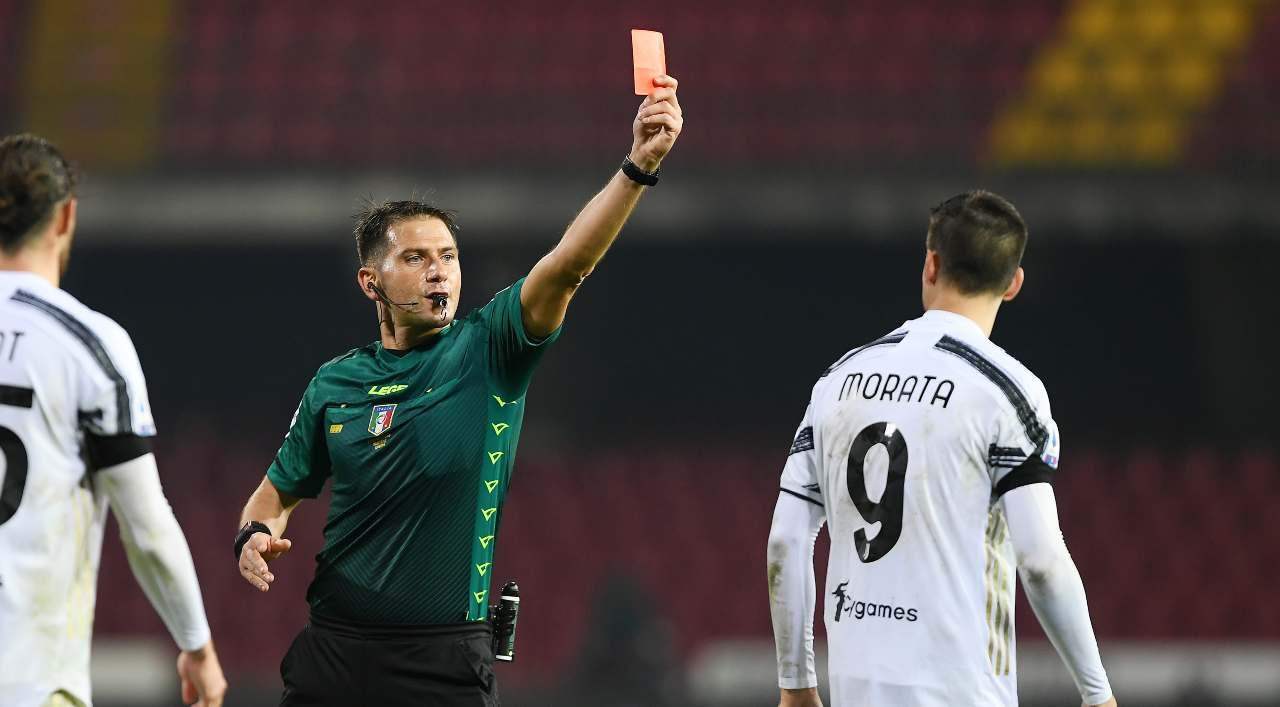 Serie A, Giudice Sportivo: due turni a Morata - Sportmediaset