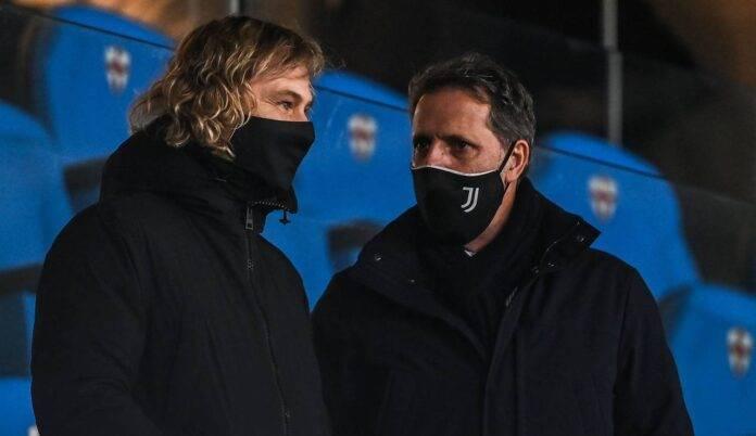 Nedved espulsione Juventus Fiorentina
