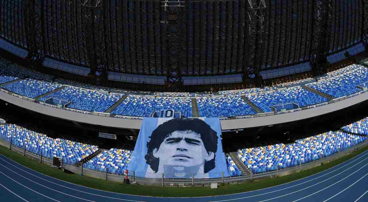 stadio Diego Armando Maradona Centro Paradiso