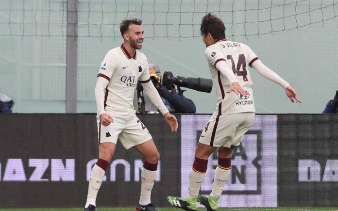 Borja Mayoral festeggia dopo un gol