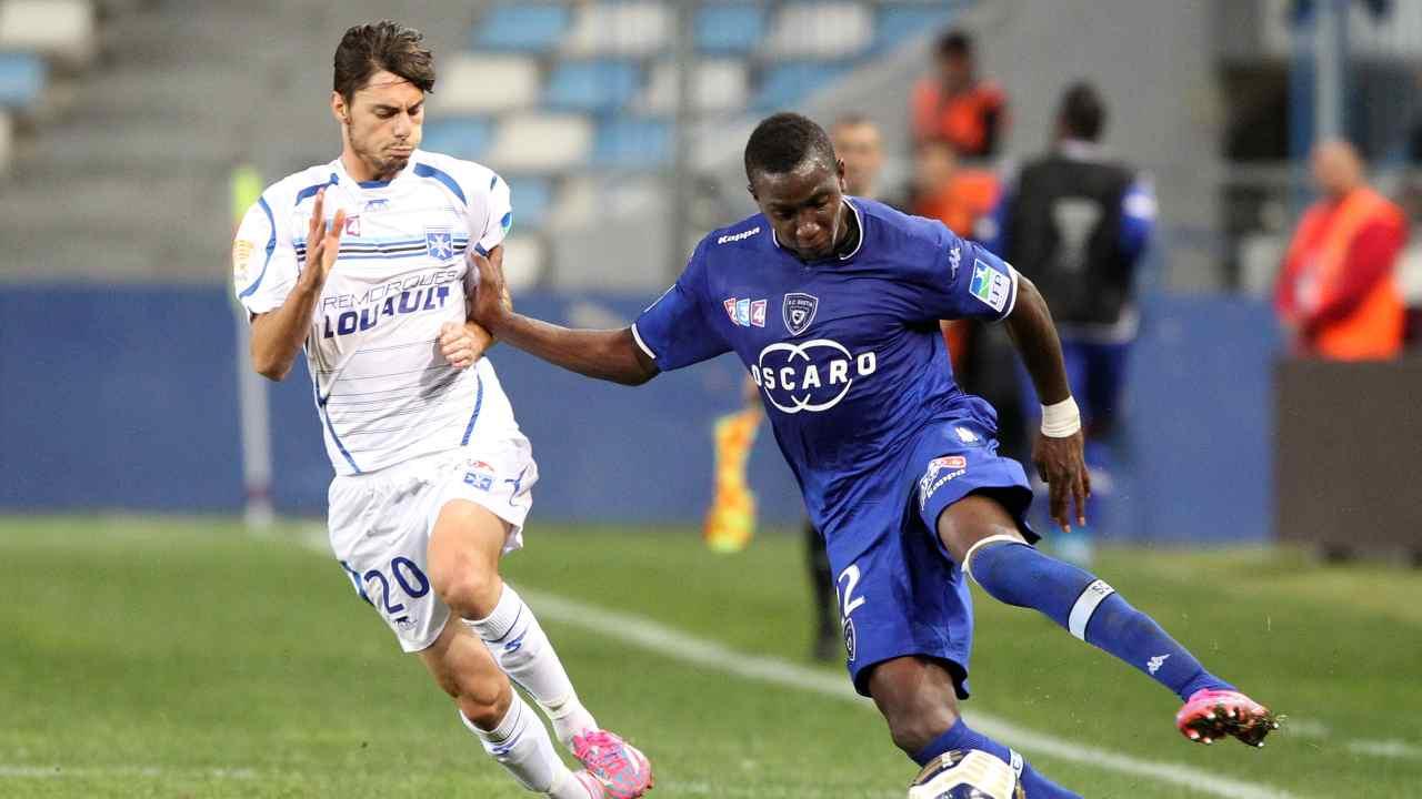 Christopher Maboulou bastia
