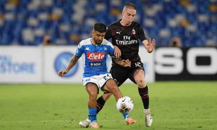 Fiorentina Milan Conti agente