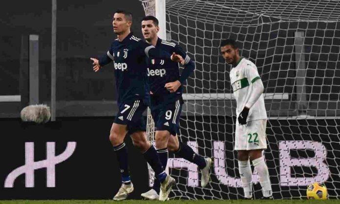 Juventus Sassuolo