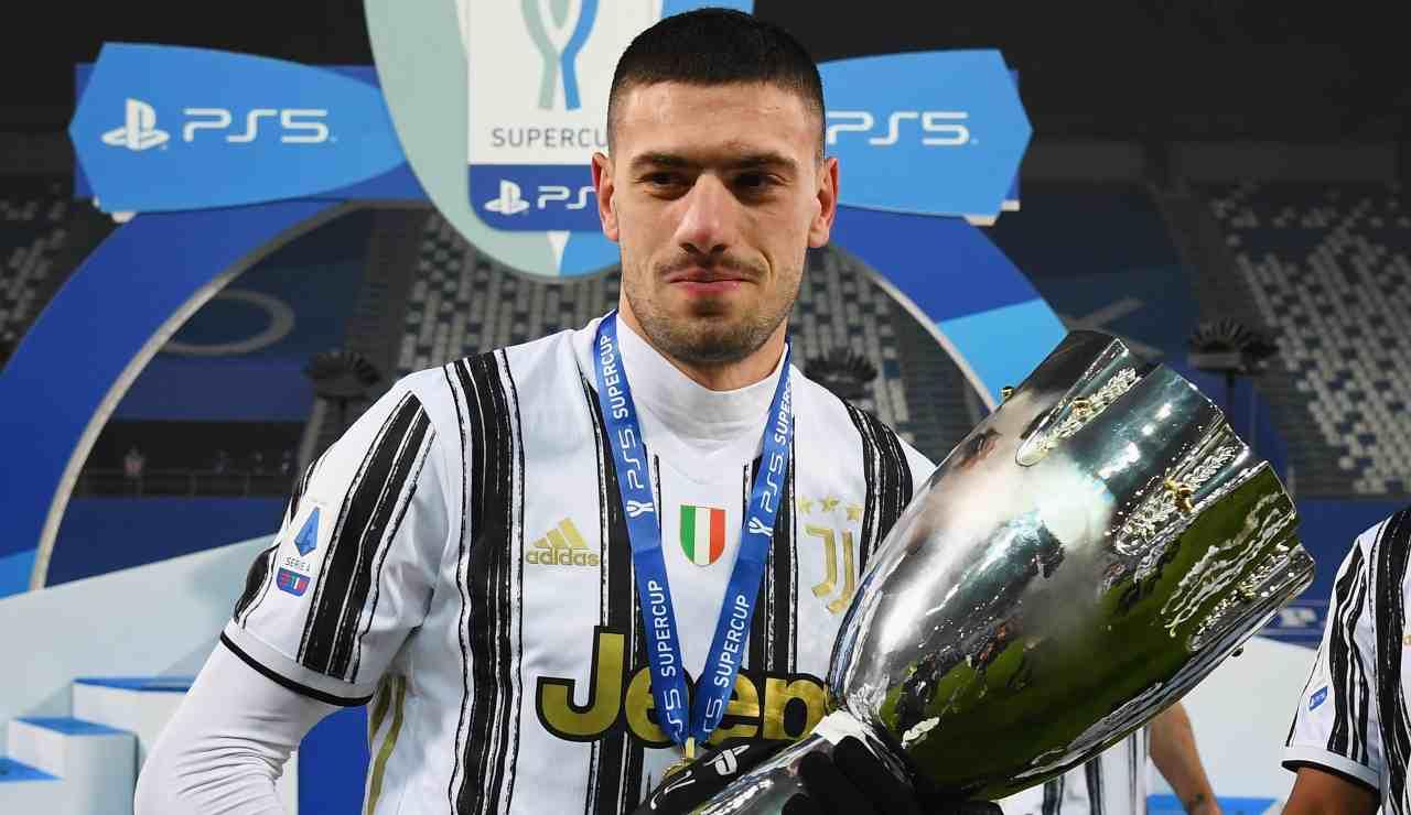Juventus Liverpool Demiral