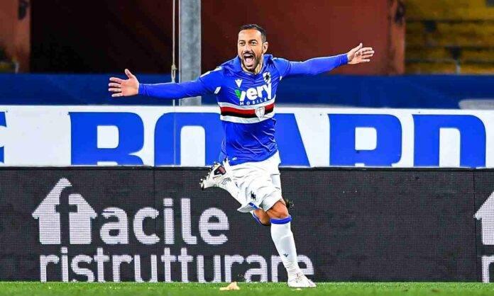 Sampdoria Quagliarella Juventus Calciomercato