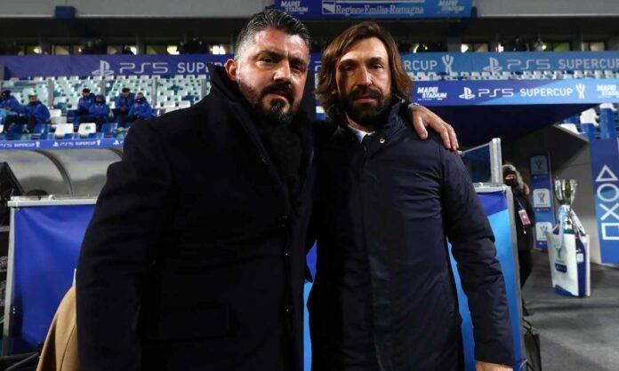 Supercoppa Juventus Napoli Ronaldo Insigne