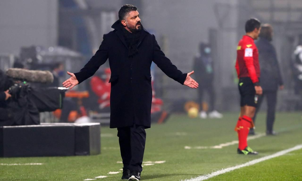 Insigne rigori Juventus