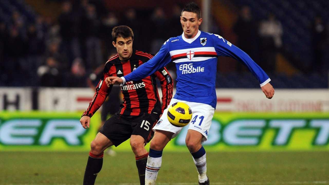 Macheda alla Sampdoria