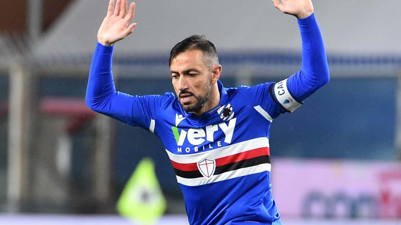 Fabio Quagliarella Calciomercato Juventus Sampdoria