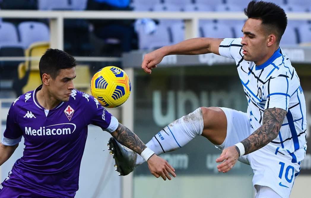 Quarta Lautaro Fiorentina Inter