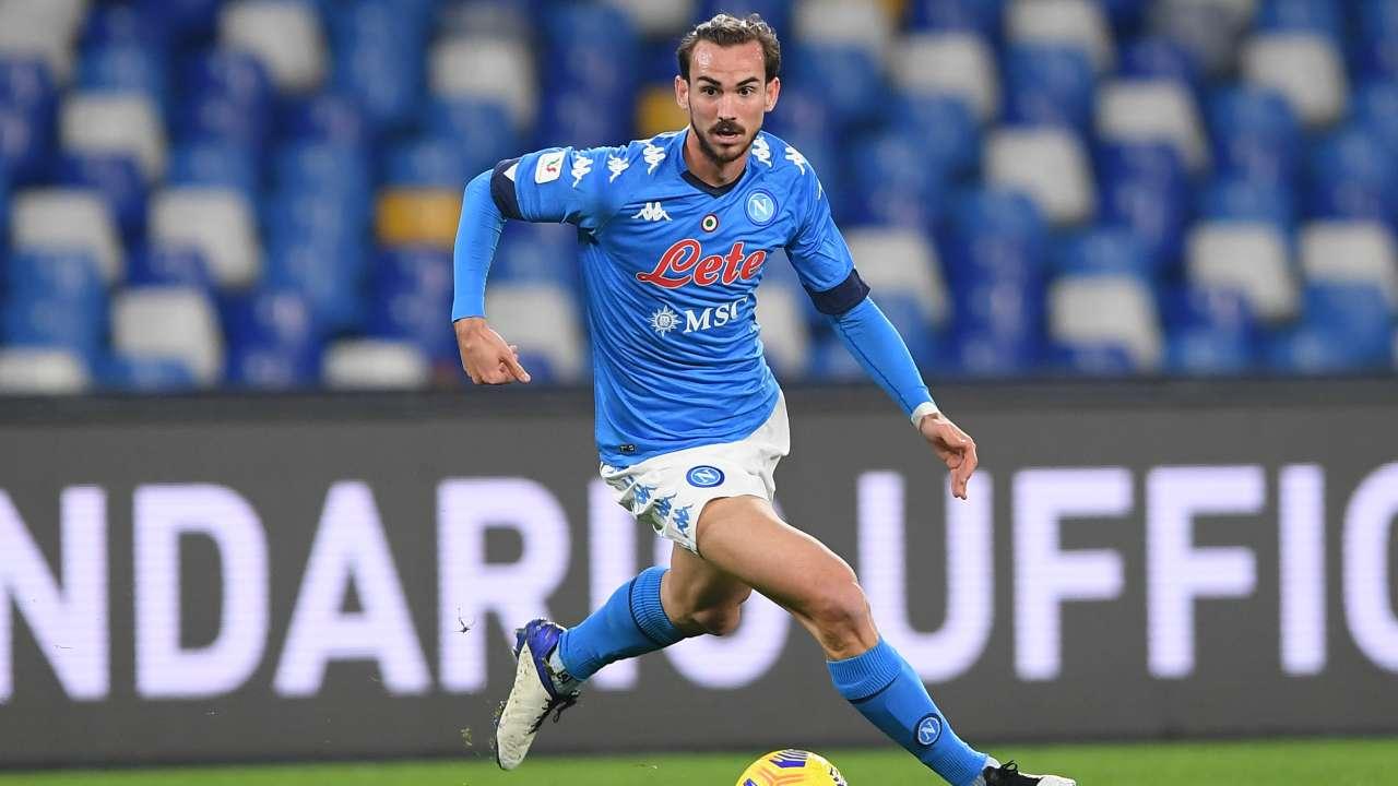 Napoli, Fabian Ruiz positivo al Covid-19