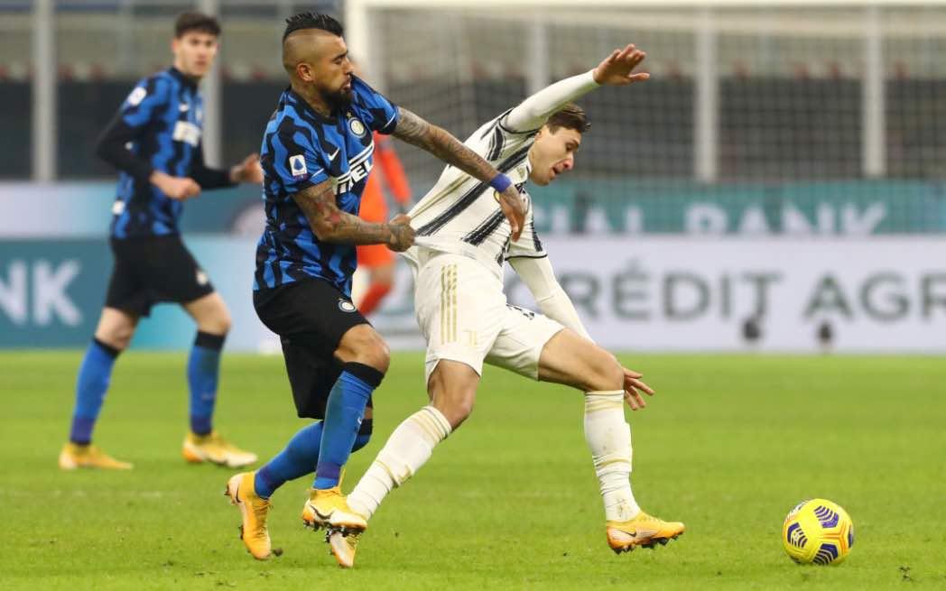 Inter Juventus sintesi