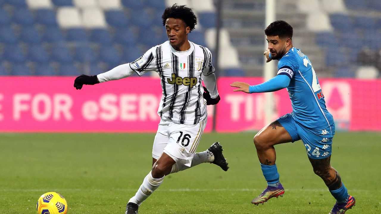 DIRETTA Supercoppa, Juventus-Napoli: segui la partita LIVE