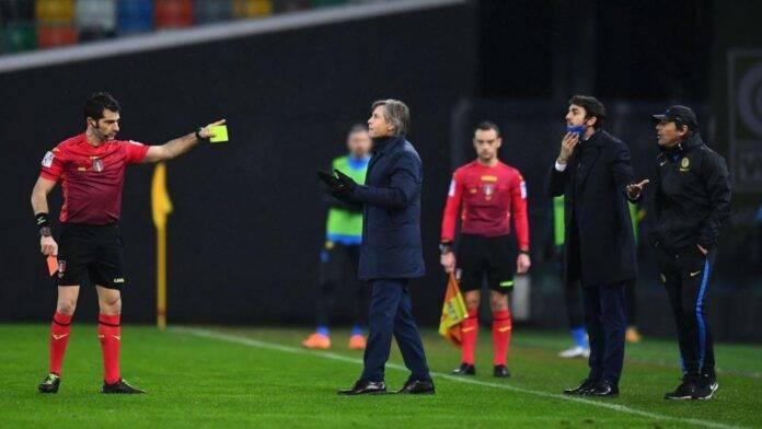 Inter Conte espulso
