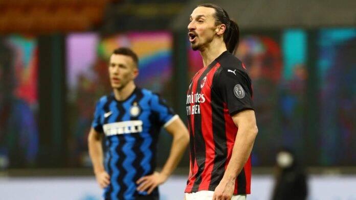 Zlatan Ibrahimovic in Inter-Milan