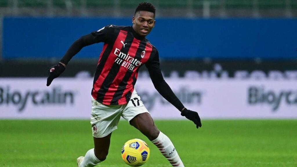 Giallo per Leao che salterà Cagliari-Milan