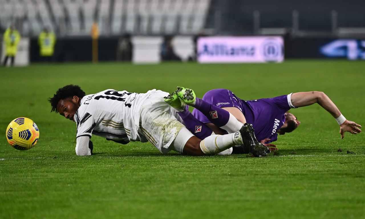 Juventus Cuadrado