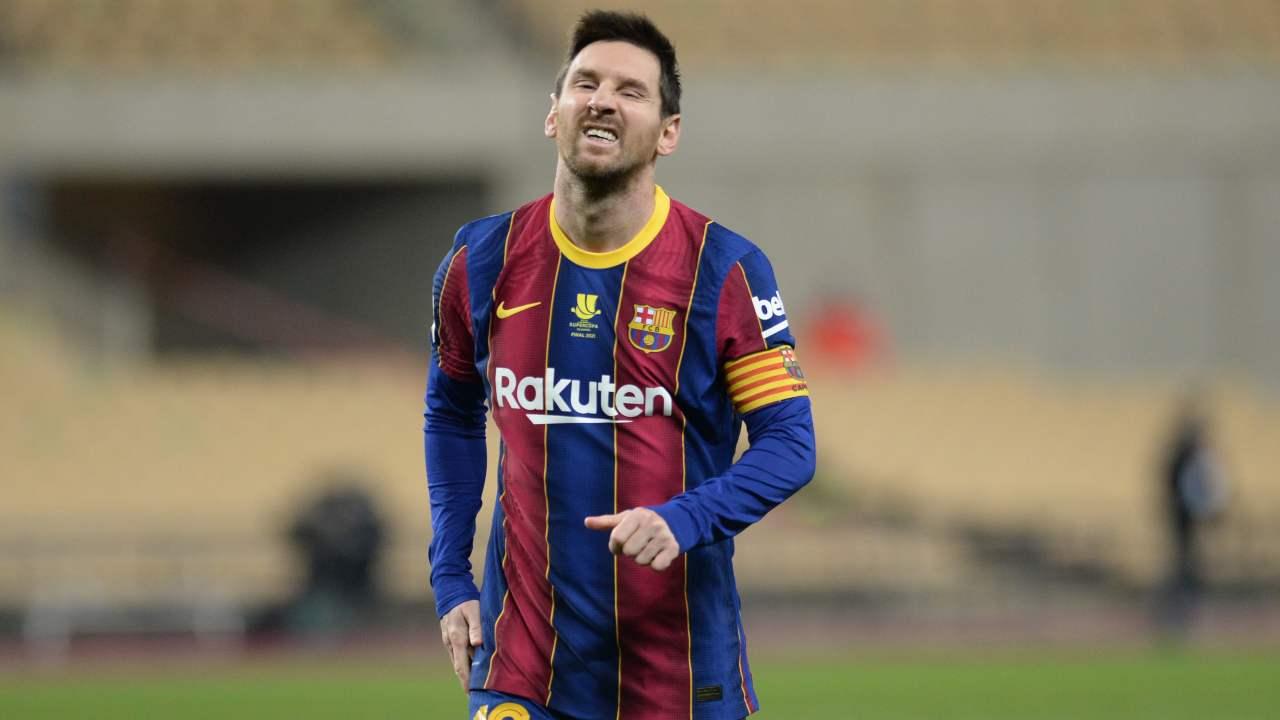 Messi, svelato il contratto che ha
