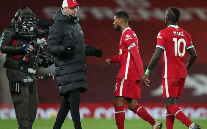 Liverpool Klopp delusi