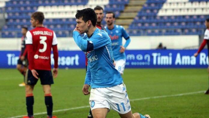 Lozano potrebbe lasciare Napoli e approdare in Premier