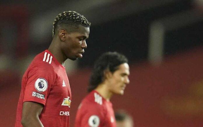 Manchester United Pogba Cavani delusi