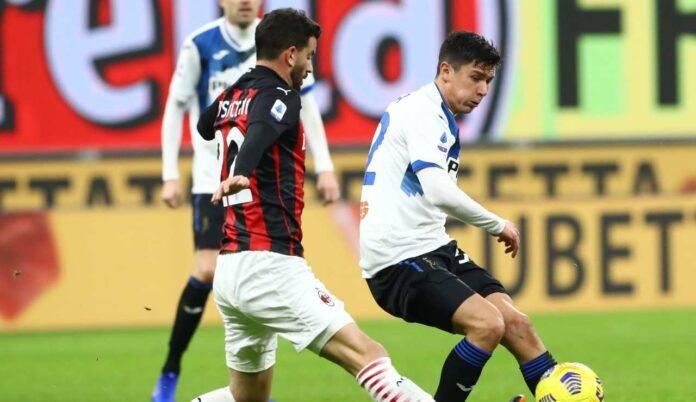Musacchio Lazio Milan