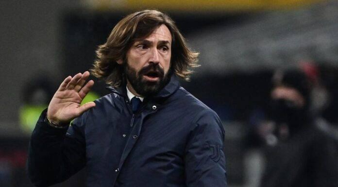 Pirlo Juventus infortunati Chiesa Morata