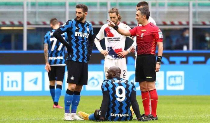 Inter Lukaku Sampdoria