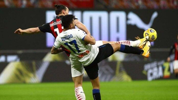 Romero marca Ibrahimovic juventus