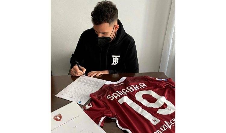 Sanabria firma con il Torino