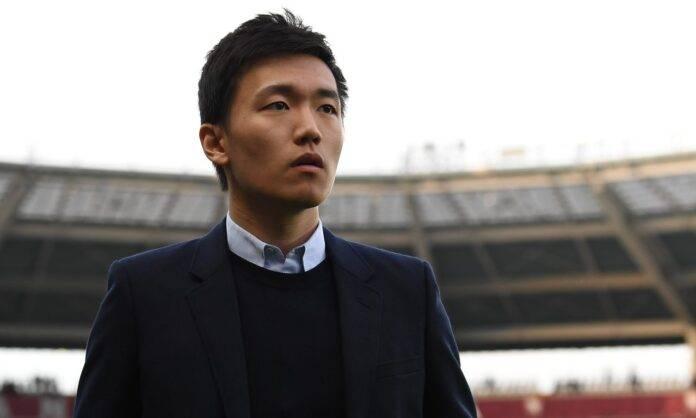 Inter Zhang comunicato cessione