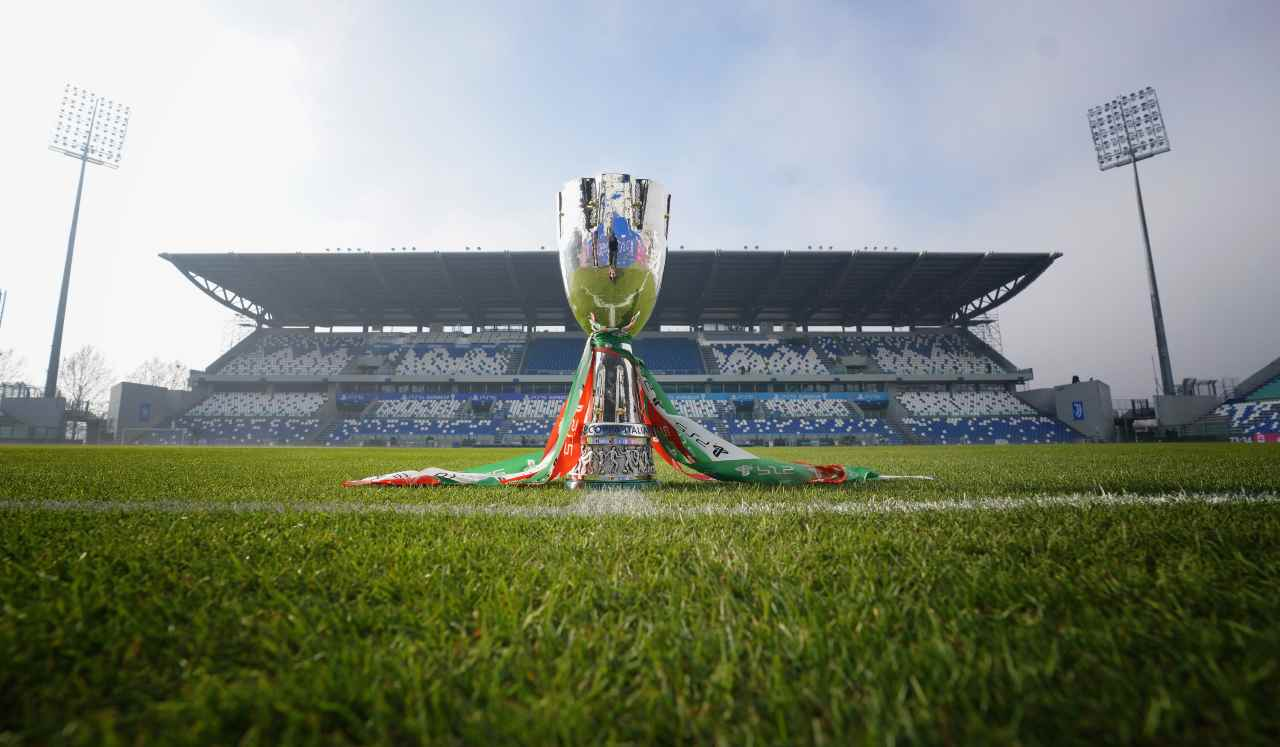 Supercoppa Italiana Juventus-Napoli Paratici