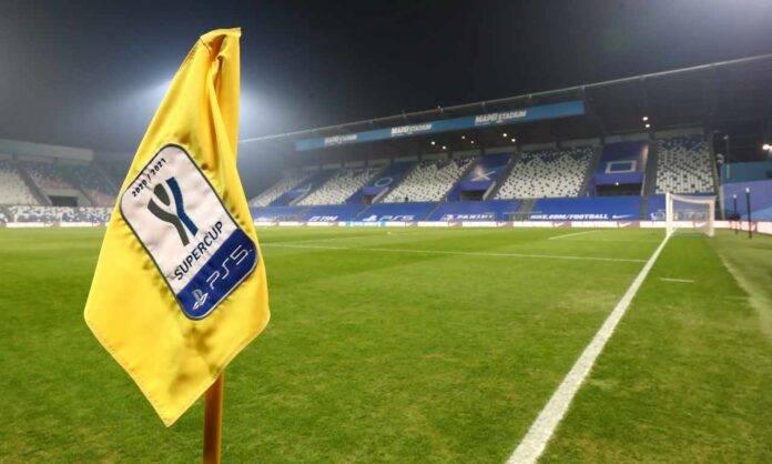 Supercoppa Italiana Juventus-Napoli formazioni ufficiali