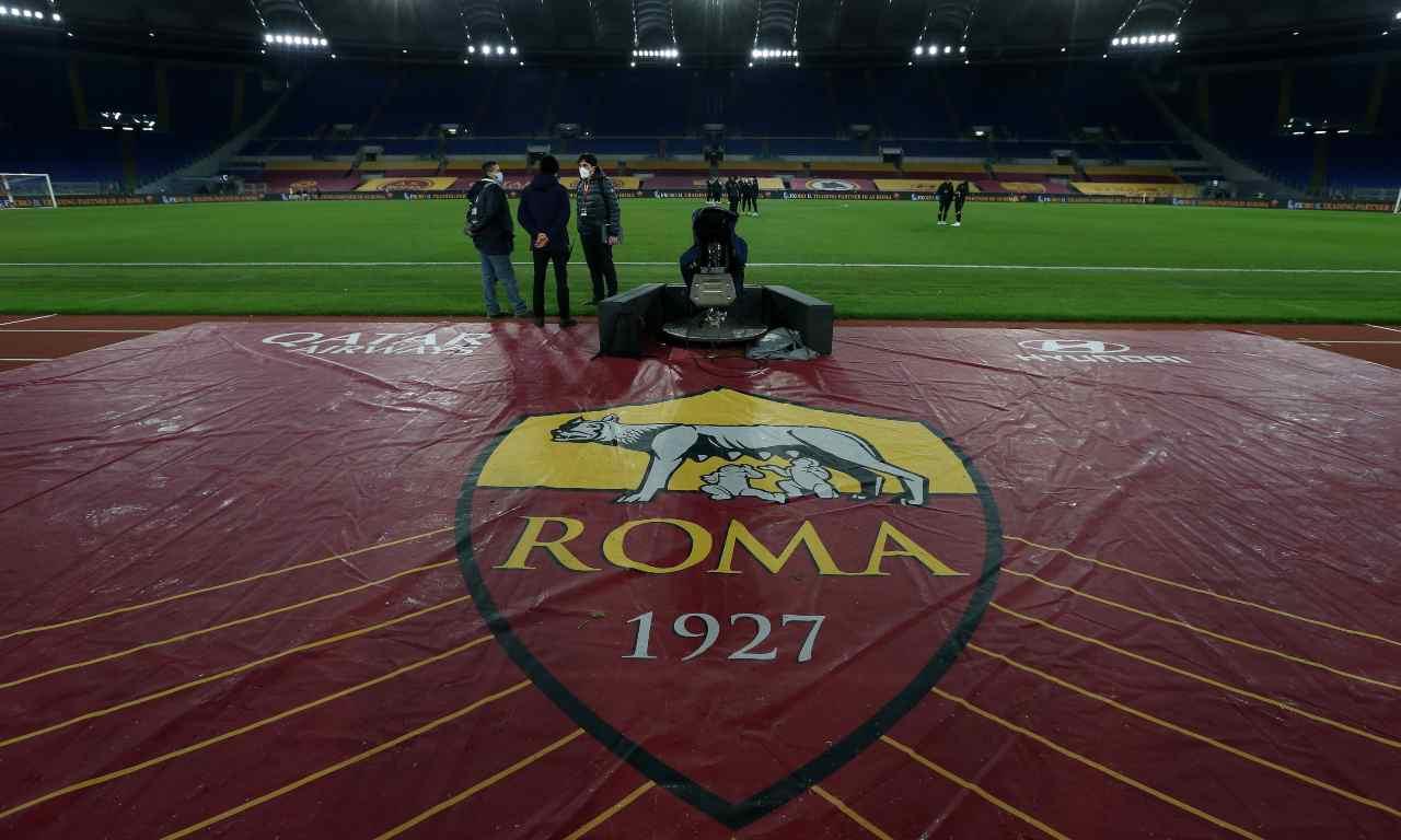 Roma cambi Spezia Gombar Zubiria
