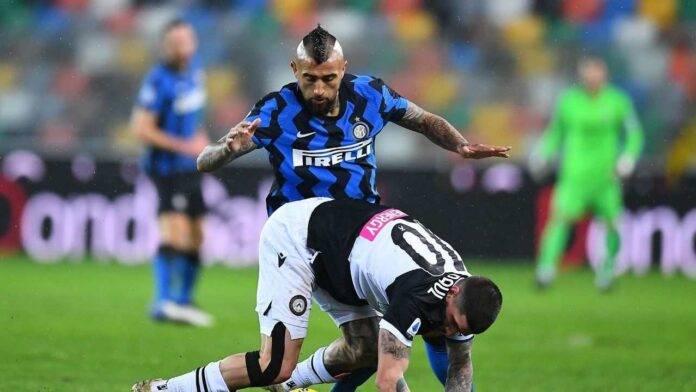 Vidal in pressing su De Paul