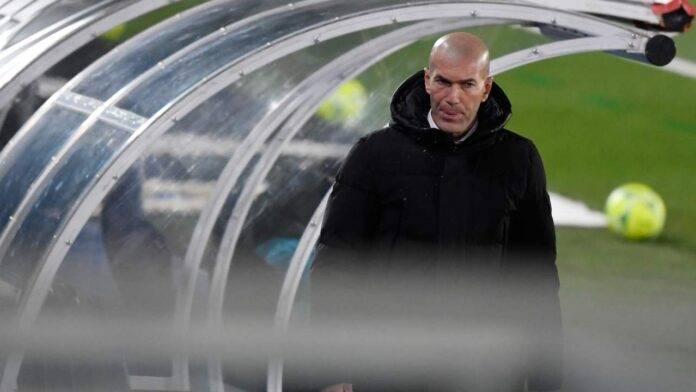 Zidane positivo Covid